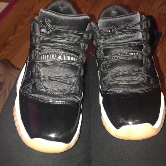 Air Jordan 1 Black Peach Low Size 65y